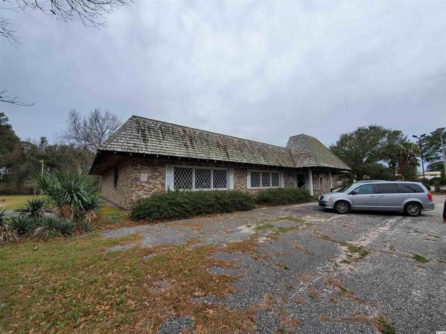 1586 Highway 17, Little River, SC 29566 (MLS #2116351) :: Armand R Roux | Real Estate Buy The Coast LLC