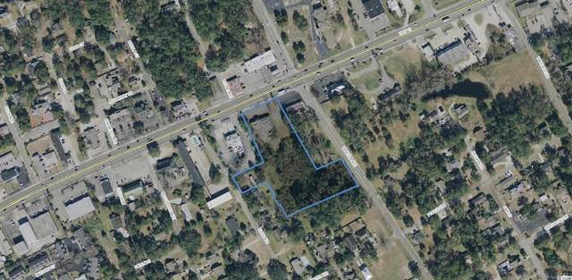 1586 Highway 17, Little River, SC 29566 (MLS #2116355) :: Armand R Roux | Real Estate Buy The Coast LLC