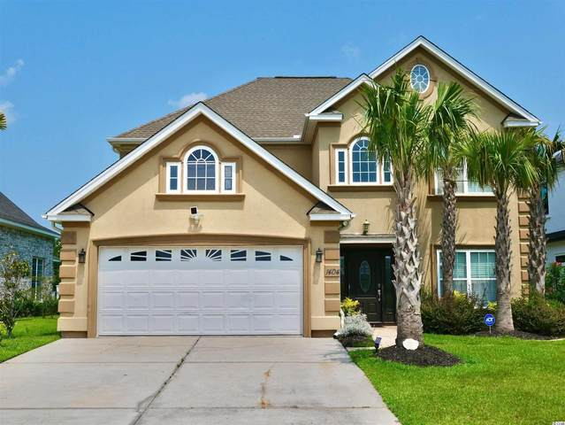 1404 Bohicket Ct., Myrtle Beach, SC 29579 (MLS #2116359) :: James W. Smith Real Estate Co.