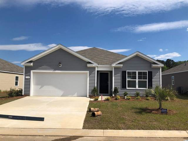 186 Pine Forest Dr., Conway, SC 29526 (MLS #2116370) :: James W. Smith Real Estate Co.