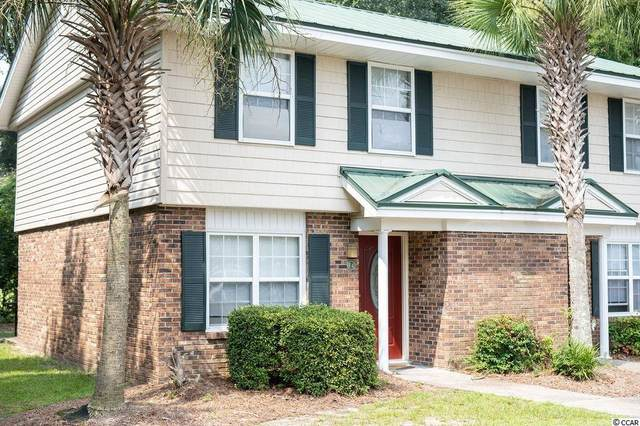 1432 Highway 544 F-4, Conway, SC 29526 (MLS #2116383) :: James W. Smith Real Estate Co.