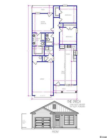2630 Oak St., Conway, SC 29526 (MLS #2116386) :: James W. Smith Real Estate Co.