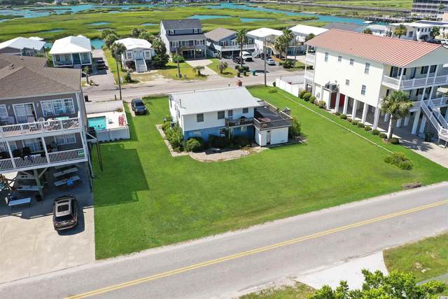 233 Dogwood Dr. S, Murrells Inlet, SC 29576 (MLS #2116392) :: James W. Smith Real Estate Co.