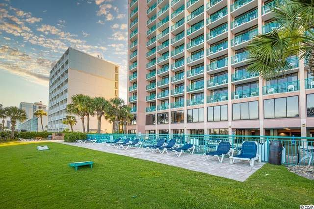 2207 S Ocean Blvd. #1215, Myrtle Beach, SC 29577 (MLS #2116408) :: Armand R Roux | Real Estate Buy The Coast LLC