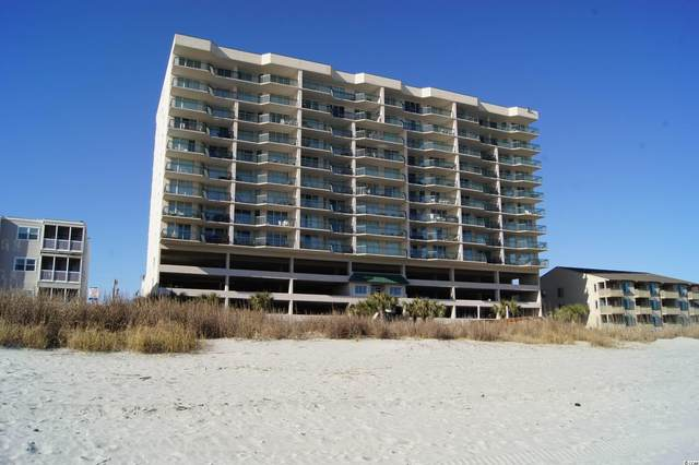 1003 S Ocean Blvd. #901, North Myrtle Beach, SC 29582 (MLS #2116415) :: James W. Smith Real Estate Co.