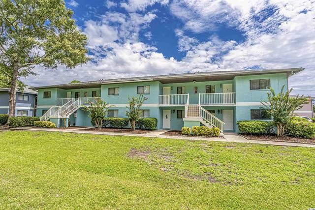 1301 Pridgen Rd. #1208, Myrtle Beach, SC 29577 (MLS #2116432) :: Grand Strand Homes & Land Realty