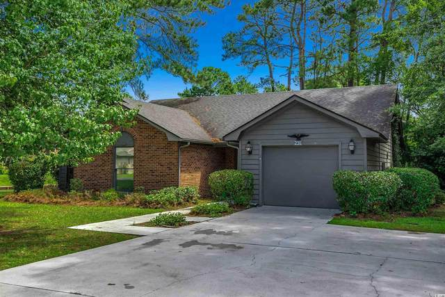 231 Wedgewood Ln., Conway, SC 29526 (MLS #2116435) :: James W. Smith Real Estate Co.
