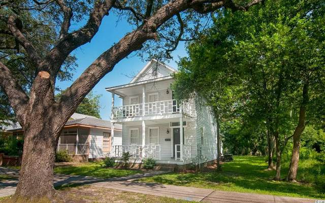 322 Queen St., Georgetown, SC 29440 (MLS #2116439) :: James W. Smith Real Estate Co.
