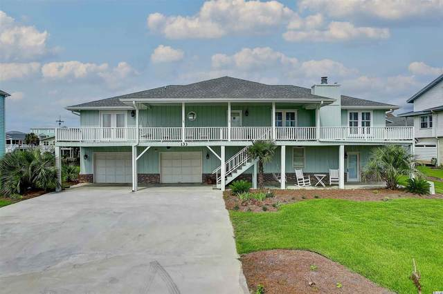 133 High Point St., Holden Beach, NC 28462 (MLS #2116457) :: James W. Smith Real Estate Co.