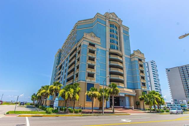 2501 S Ocean Blvd. #509, Myrtle Beach, SC 29577 (MLS #2116463) :: Coldwell Banker Sea Coast Advantage