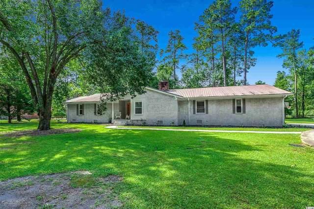 618 Plantation Circle, Conway, SC 29526 (MLS #2116524) :: James W. Smith Real Estate Co.