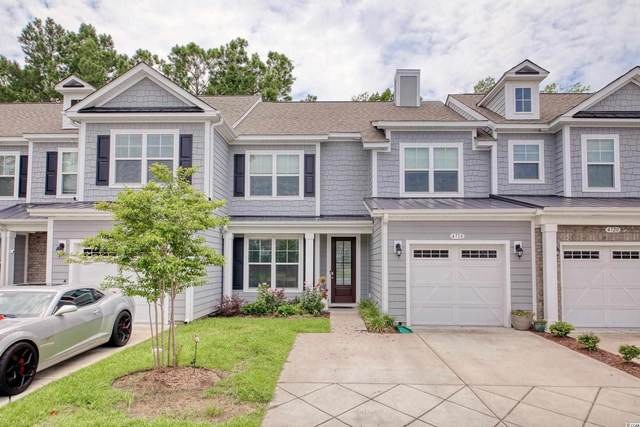4718 Blackwater Circle #4718, North Myrtle Beach, SC 29582 (MLS #2116546) :: James W. Smith Real Estate Co.