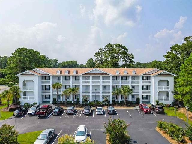 4567 Eastport Blvd. 1-J, Little River, SC 29566 (MLS #2116561) :: James W. Smith Real Estate Co.
