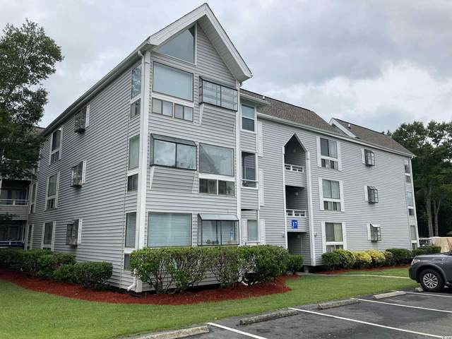 351 Lake Arrowhead Rd. 17-366, Myrtle Beach, SC 29572 (MLS #2116562) :: The Lachicotte Company