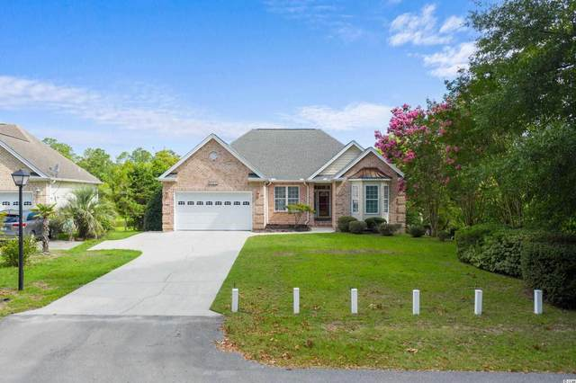 518 Medcalf Dr. Sw, Sunset Beach, NC 28468 (MLS #2116564) :: The Lachicotte Company