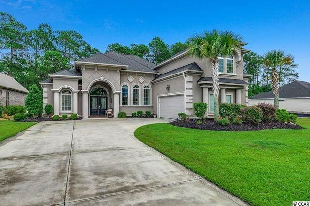 1644 Wood Stork Dr., Conway, SC 29526 (MLS #2116566) :: The Litchfield Company