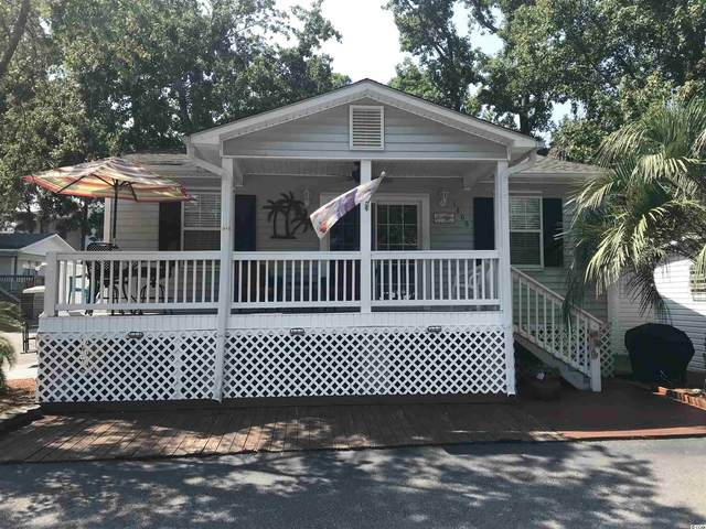 6001-1808 S Kings Hwy., Myrtle Beach, SC 29575 (MLS #2116582) :: The Litchfield Company