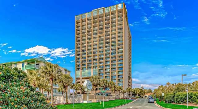 5523 N Ocean Blvd. #1411, Myrtle Beach, SC 29577 (MLS #2116586) :: Sloan Realty Group