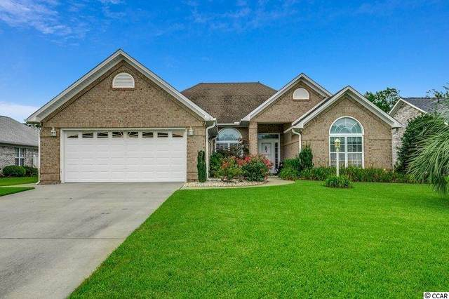 1110 Coral Sand Dr., North Myrtle Beach, SC 29582 (MLS #2116596) :: Garden City Realty, Inc.