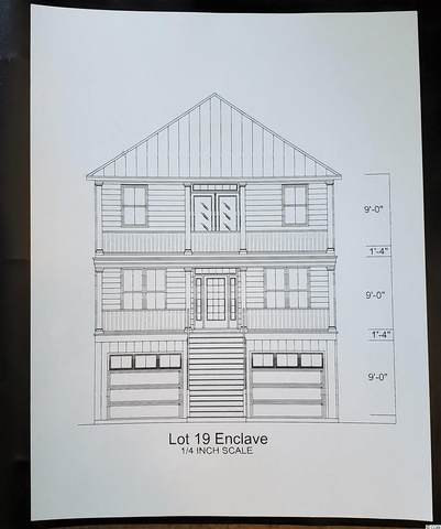 143 Enclave Pl., Pawleys Island, SC 29585 (MLS #2116598) :: Duncan Group Properties