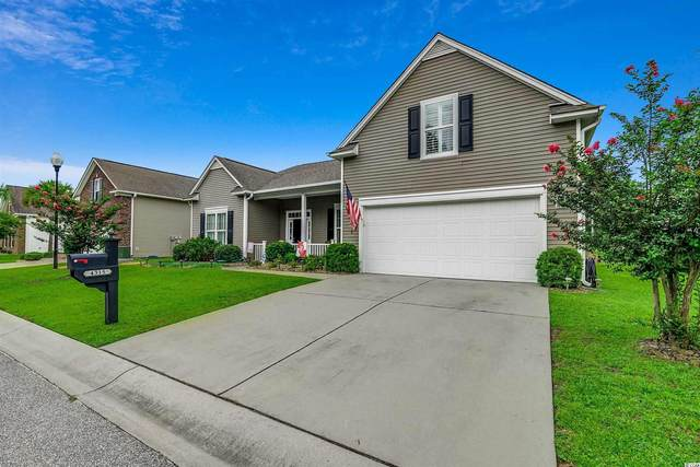 4315 Grove Crest Circle, North Myrtle Beach, SC 29582 (MLS #2116602) :: Brand Name Real Estate