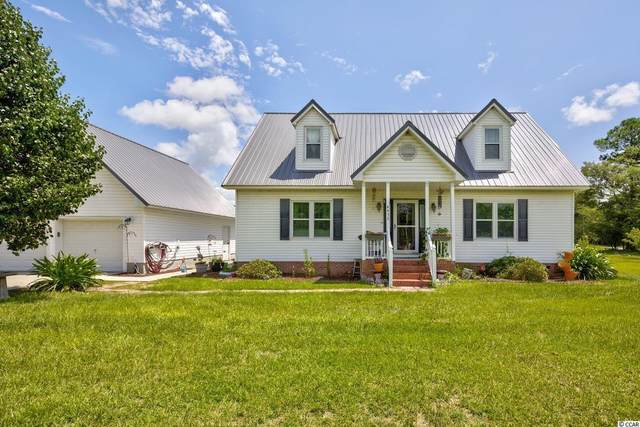 4452 Bottle Branch Rd., Conway, SC 29527 (MLS #2116621) :: Brand Name Real Estate