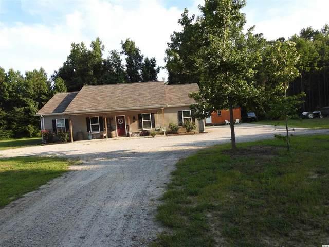 137 Juniper Ridge Rd., Conway, SC 29527 (MLS #2116656) :: Brand Name Real Estate