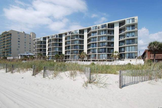 4605 S Ocean Blvd. H-6, North Myrtle Beach, SC 29582 (MLS #2116661) :: Brand Name Real Estate