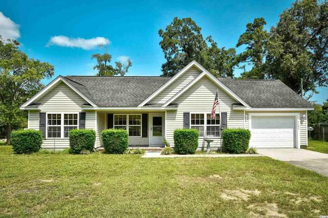 3482 Kates Bay Hwy., Conway, SC 29527 (MLS #2116670) :: The Litchfield Company
