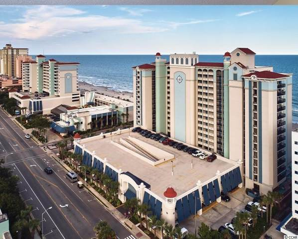 2401 S Ocean Blvd. #1459, Myrtle Beach, SC 29577 (MLS #2116674) :: The Hoffman Group