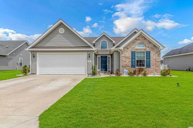 287 Turning Pines Loop, Myrtle Beach, SC 29579 (MLS #2116676) :: Sollecito Advantage Group