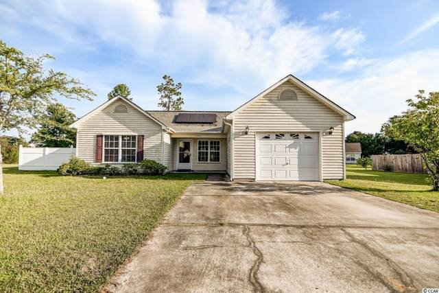 1005 Lantana Ln., Conway, SC 29526 (MLS #2116679) :: Welcome Home Realty