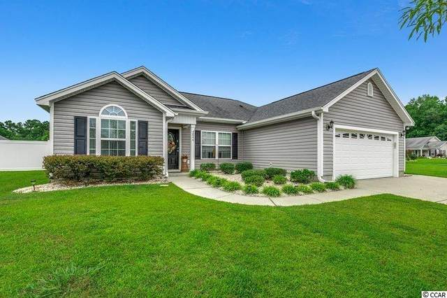 2804 Green Pond Circle, Conway, SC 29527 (MLS #2116684) :: Welcome Home Realty