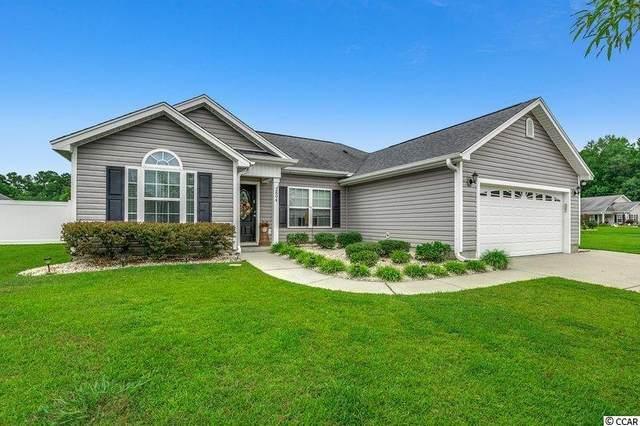 2804 Green Pond Circle, Conway, SC 29527 (MLS #2116684) :: Sloan Realty Group