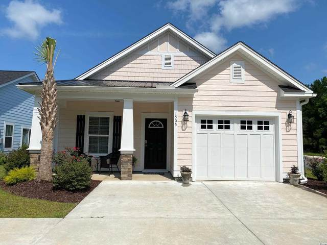 1505 Carsens Ferry Dr., Conway, SC 29526 (MLS #2116687) :: Welcome Home Realty