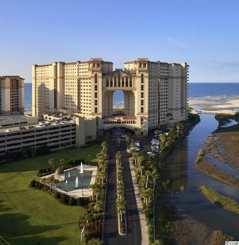 100 North Beach Blvd. #619, North Myrtle Beach, SC 29582 (MLS #2116695) :: The Lachicotte Company