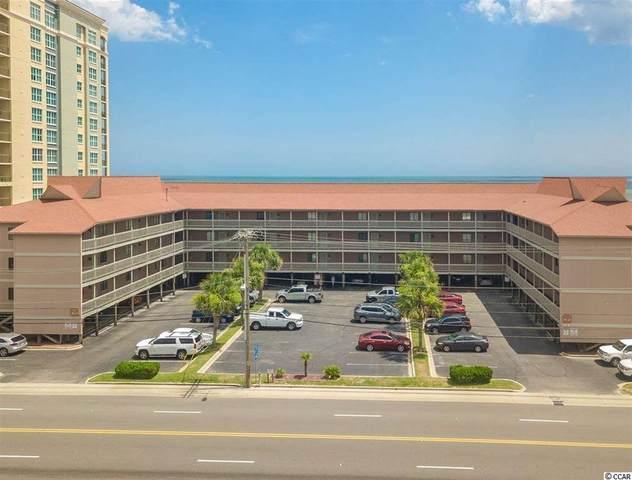 613 S Ocean Blvd. H3, North Myrtle Beach, SC 29582 (MLS #2116698) :: Sloan Realty Group