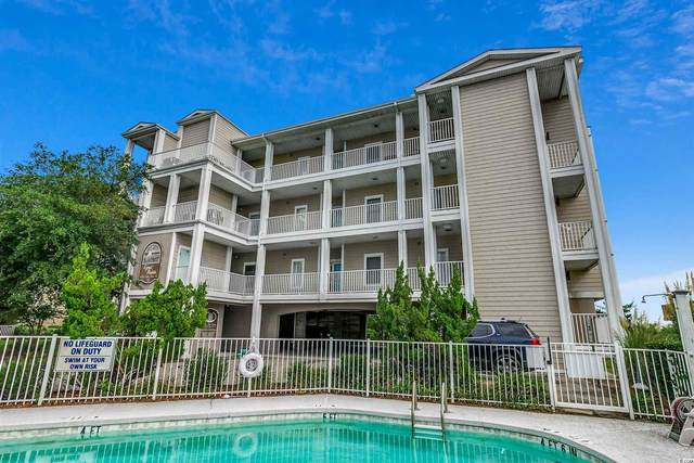 408 24th Ave. N #201, North Myrtle Beach, SC 29582 (MLS #2116707) :: The Lachicotte Company
