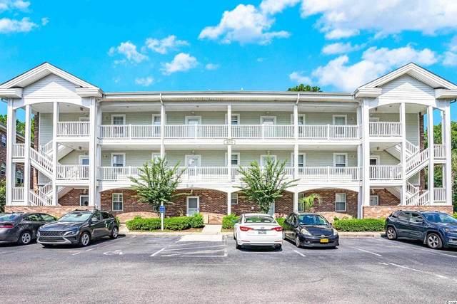 670 Riverwalk Dr. #301, Myrtle Beach, SC 29579 (MLS #2116708) :: Garden City Realty, Inc.