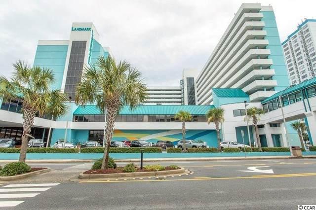 1501 S Ocean Blvd. Unit 521, Myrtle Beach, SC 29577 (MLS #2116725) :: The Hoffman Group