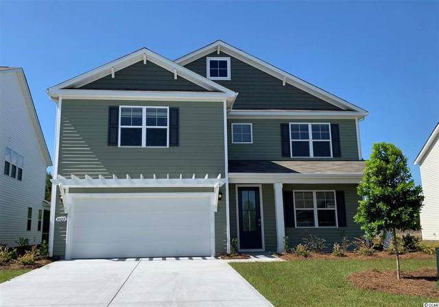 9036 Fort Hill Way, Myrtle Beach, SC 29579 (MLS #2116749) :: The Lachicotte Company