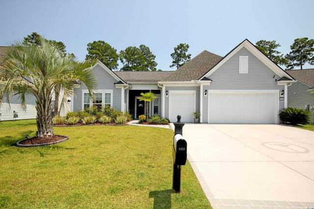 1155 Dowling St., Myrtle Beach, SC 29579 (MLS #2116759) :: The Lachicotte Company