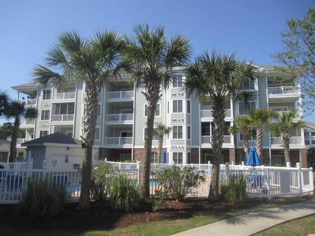 4833 Luster Leaf Circle #203, Myrtle Beach, SC 29577 (MLS #2116760) :: Duncan Group Properties