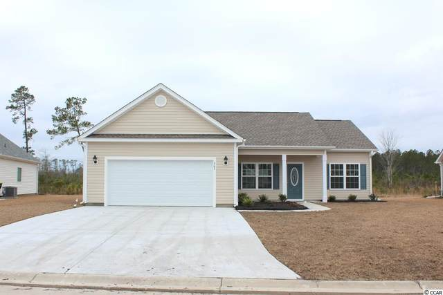 641 Heartwood Dr., Conway, SC 29526 (MLS #2116763) :: James W. Smith Real Estate Co.