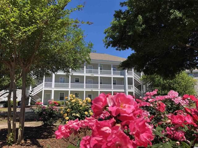 4669 Wild Iris Dr. #202, Myrtle Beach, SC 29577 (MLS #2116772) :: The Lachicotte Company