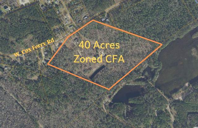 TBD West Cox Ferry Rd., Conway, SC 29526 (MLS #2116777) :: The Litchfield Company