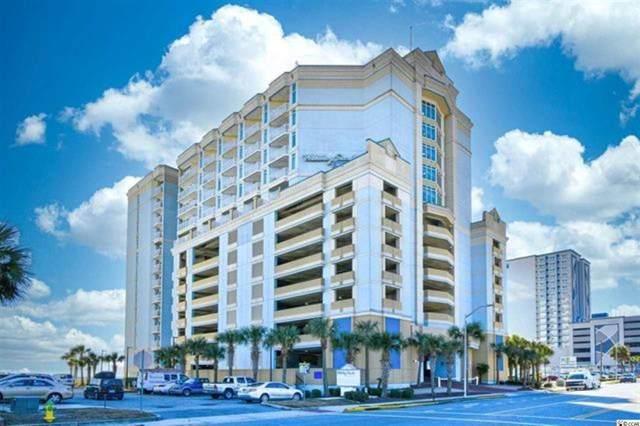 2501 S Ocean Blvd. #831, Myrtle Beach, SC 29577 (MLS #2116779) :: Duncan Group Properties