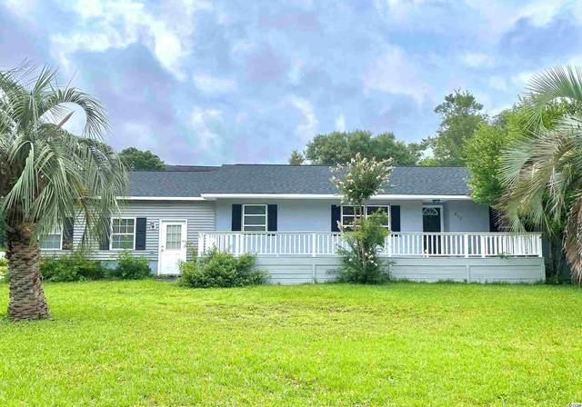 512 South Myrtle Dr., Surfside Beach, SC 29575 (MLS #2116783) :: The Litchfield Company