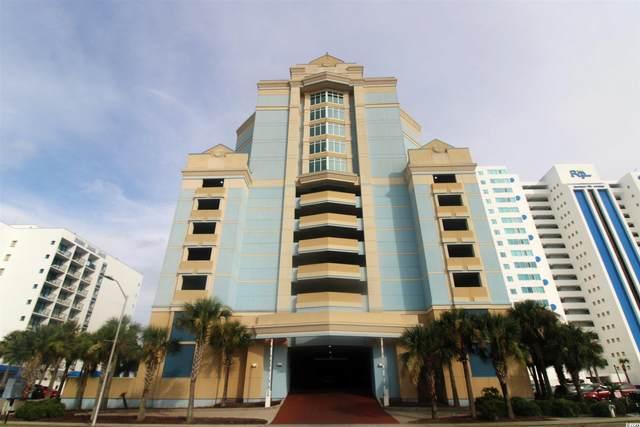 2501 S Ocean Blvd. #913, Myrtle Beach, SC 29577 (MLS #2116785) :: Duncan Group Properties