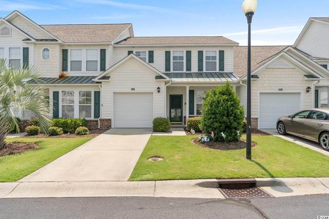 6095 Catalina Dr. #1613, North Myrtle Beach, SC 29582 (MLS #2116786) :: The Lachicotte Company